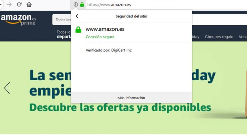 seguridad amazon
