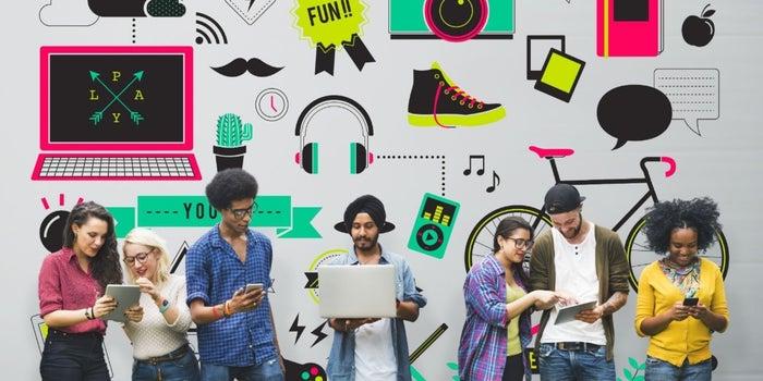 Diferencias entre la generación Y y Z en el manejo de las nuevas tecnologías.