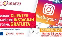 Consigue clientes a través de Instagram