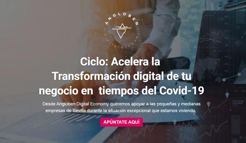 Acelera la transformación digital de tu negocio en tiempos del Covid-19
