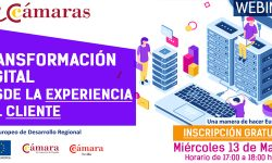 Transformación digital desde la experiencia del cliente