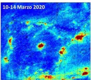 contaminacion aire españa